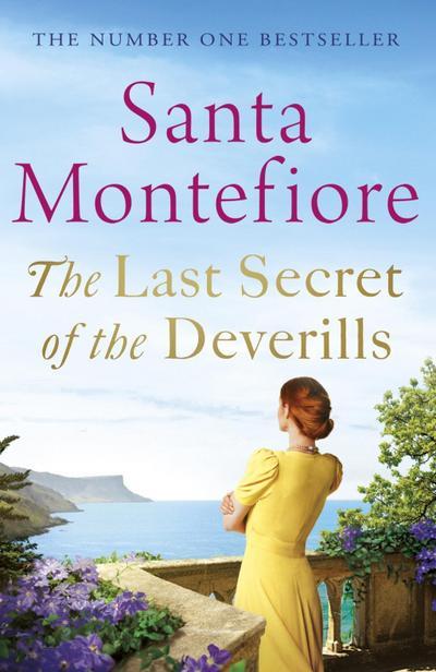 The Last Secret of the Deverills - Simon  &  Schuster UK - Taschenbuch, Englisch, Santa Montefiore, ,