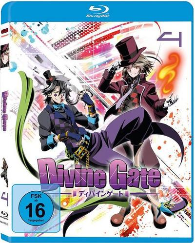 Divine Gate - Vol. 4
