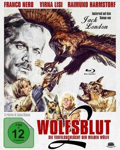 Wolfsblut 2 - Teufelsschlucht der wilden Wölfe. Blu-ray