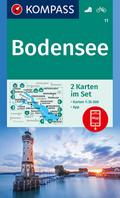 Bodensee 1 : 35 000