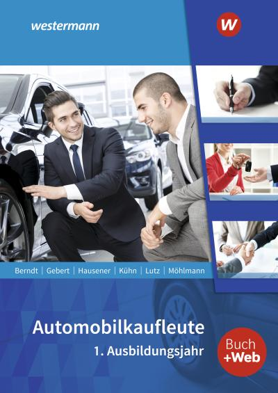 Automobilkaufleute. 1. Ausbildungsjahr: Schülerband