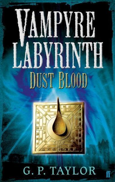 Dust Blood (Vampyre Labyrinth)