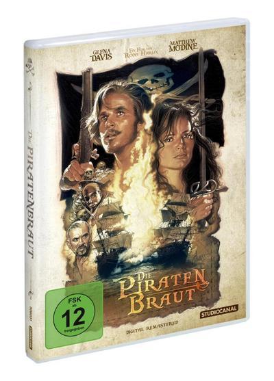Die Piratenbraut, 1 DVD