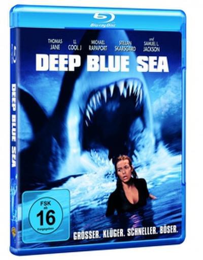 Deep Blue Sea [Blu-ray]
