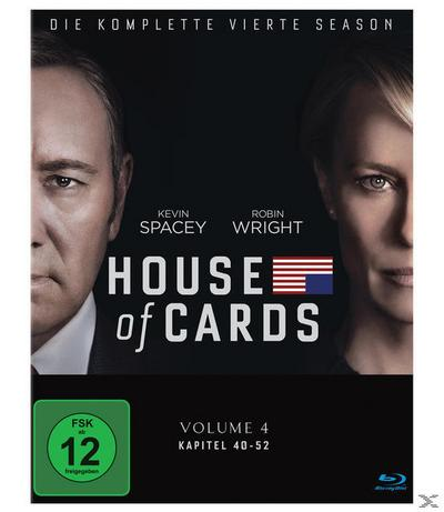 House of Cards - Staffel 4 Bluray Box