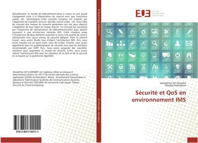 Sécurité et QoS en environnement IMS