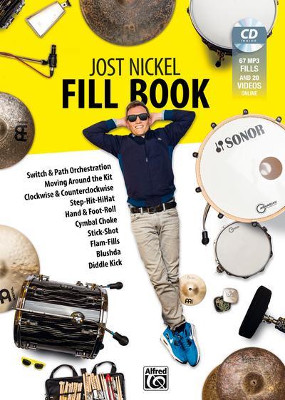 Jost Nickel Fill Book
