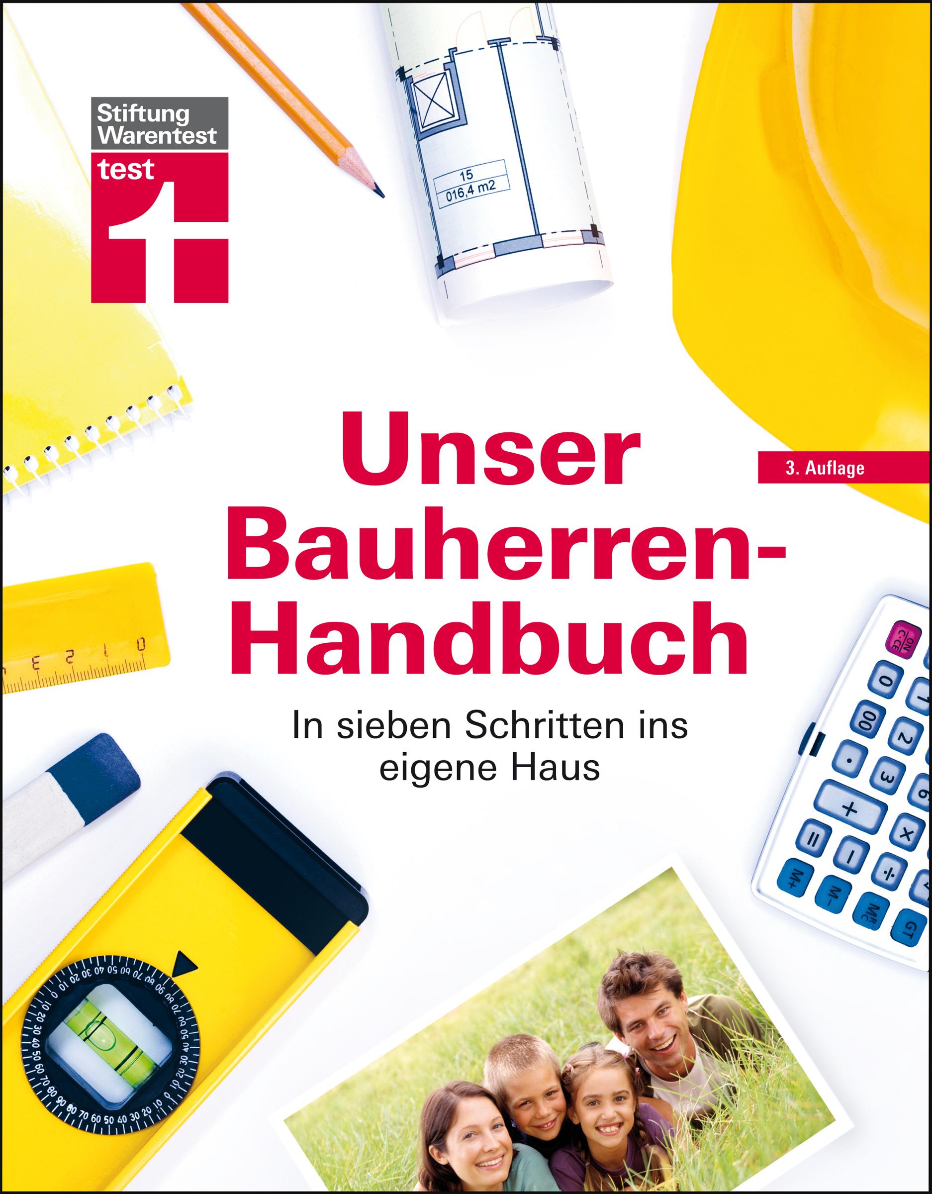 Unser Bauherren-Handbuch Karl-Gerhard Haas Rüdiger Krisch Werner Siepe Fran ...