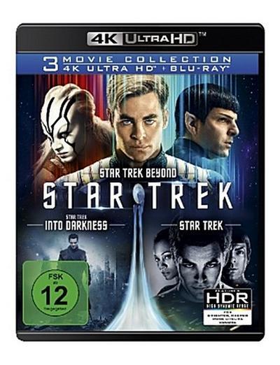 STAR TREK - Three Movie Collection
