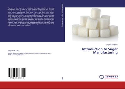 Introduction to Sugar Manufacturing