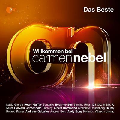 Willkommen bei Carmen Nebel - Das Beste