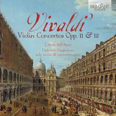 Violinkonzerte Opp.11 & 12