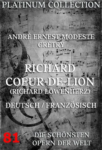 Richard Coeur-De-Lion (Richard Löwenherz)