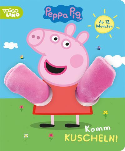 Peppa Pig -  Komm kuscheln!