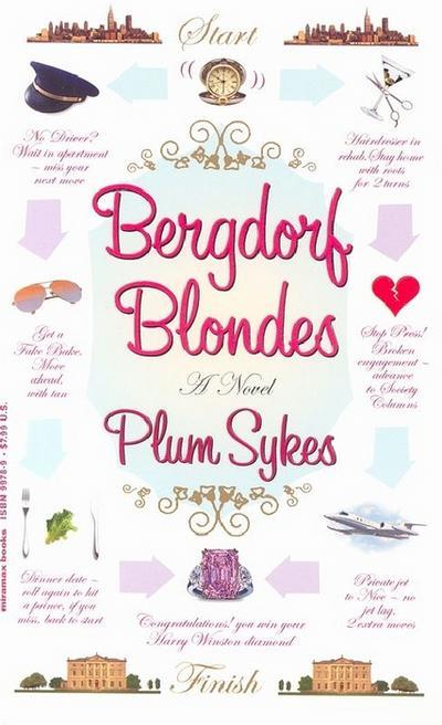 Bergdorf Blondes: A Novel