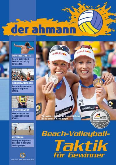 der ahmann - Beach-Volleyball-Taktik für Gewinner
