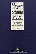 Musica - Scientia et Ars