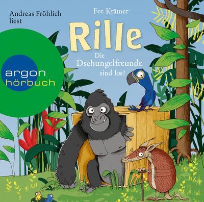 Rille - Die Dschungelfreunde sind los!