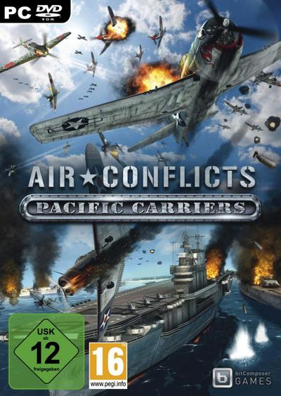 Air Conflicts: Pacific Carriers - [PC]