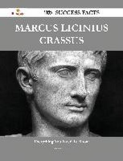 Marcus Licinius Crassus 135 Success Facts - Everything you need to know about Marcus Licinius Crassus