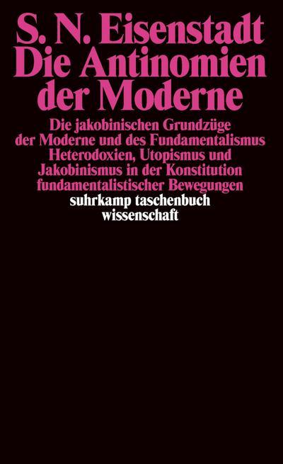 Die Antinomien der Moderne