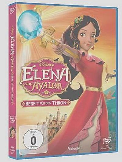Elena von Avalor: Das Geheimnis von Avalor, 1 DVD