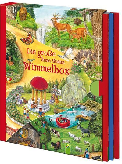 Die große Anne Suess Wimmelbox