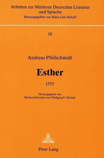 Esther, 1555