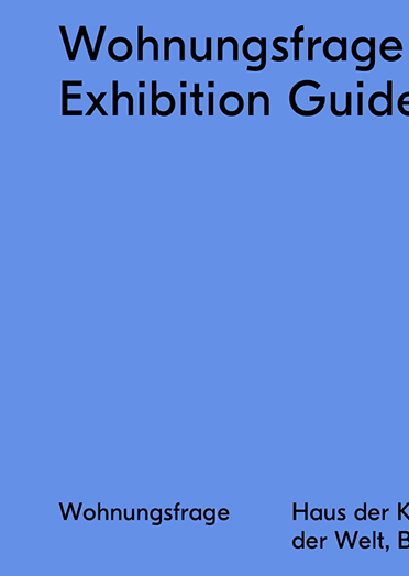 Exhibition Guide,
