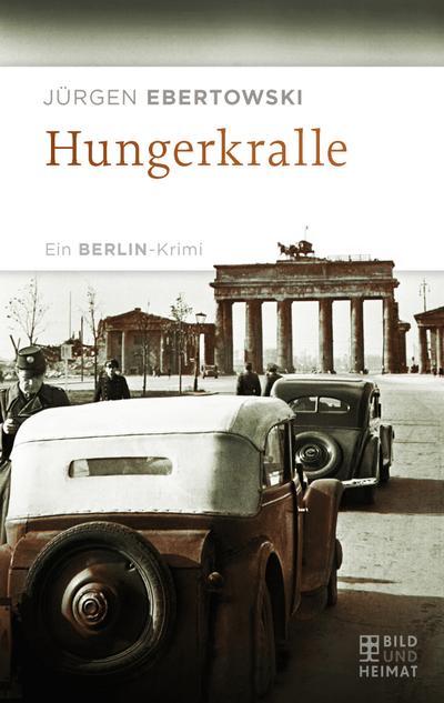 Hungerkralle; Ein Berlin-Krimi; Deutsch