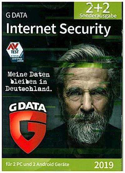 G Data InternetSecurity 2019 2 + 2