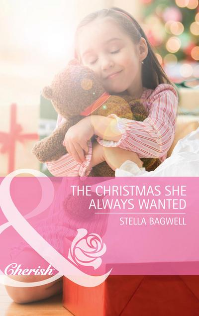 The Christmas She Always Wanted (Mills & Boon Cherish) (Men of the West, Book 14)