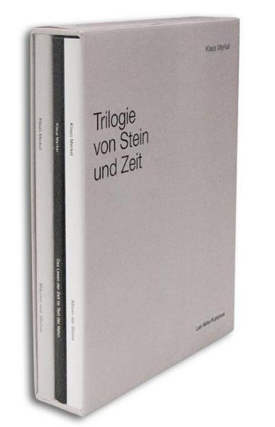 Trilogie von Stein und Zeit