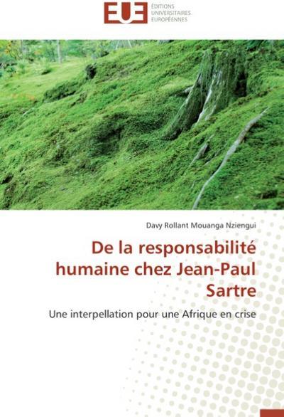 De la responsabilité humaine chez Jean-Paul Sartre