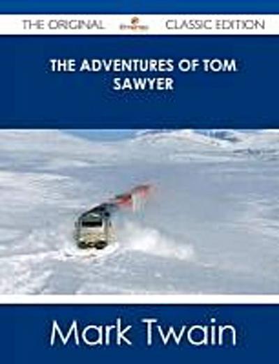 Twain, M: ADV OF TOM SAWYER - THE ORIGIN