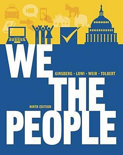 WE THE PEOPLE 9/E