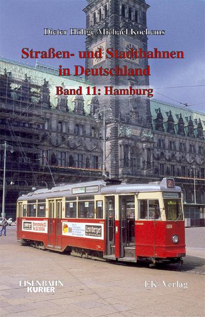 Straßen- und Stadtbahnen in Deutschland Hamburg