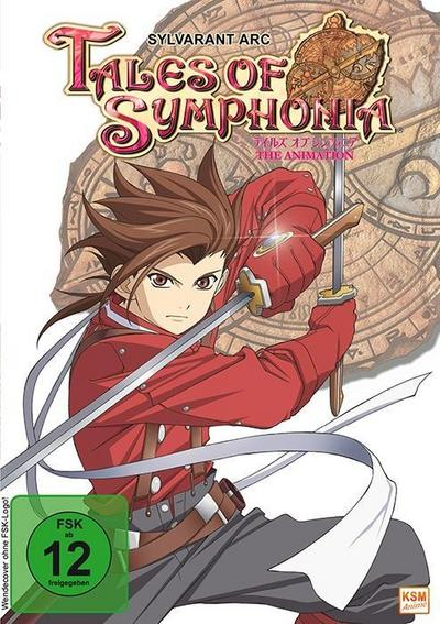 Tales of Symphonia - Sylvarant Arc 2007 Staffel 1