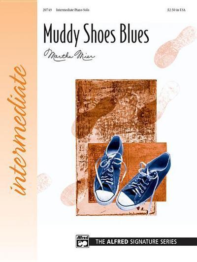 Muddy Shoes Blues: Sheet