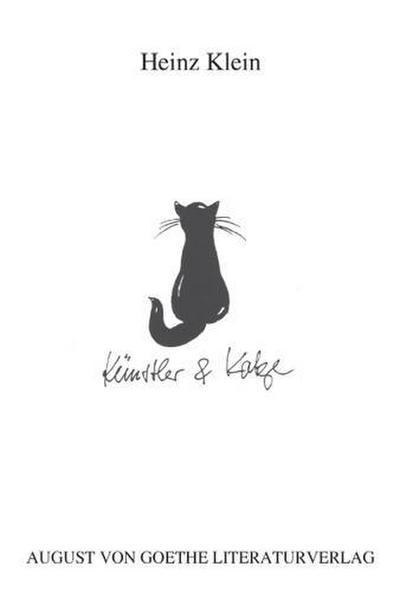 Künstler & Katze