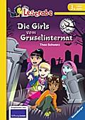 Die Girls vom Gruselinternat (Leserabe - 3. L ...