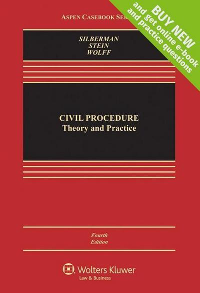 Civil Procedure: Theory and Practice