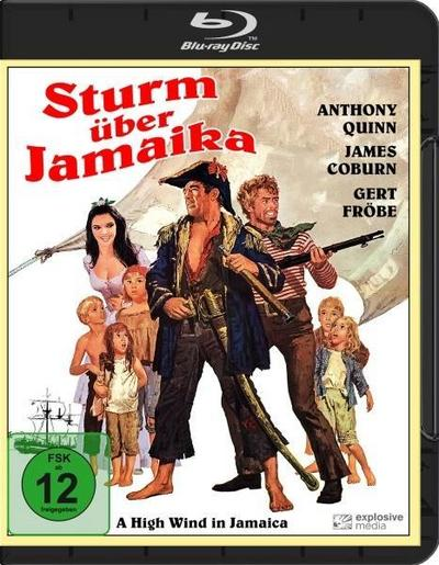 Sturm über Jamaika (A High Wind in Jamaica)