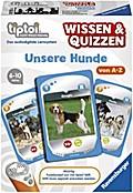 tiptoi® Wissen & Quizzen, Unsere Hunde (Spiel-Zubehör)