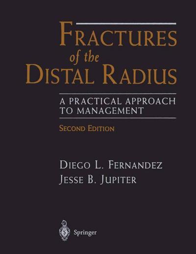 Fractures of the Distal Radius