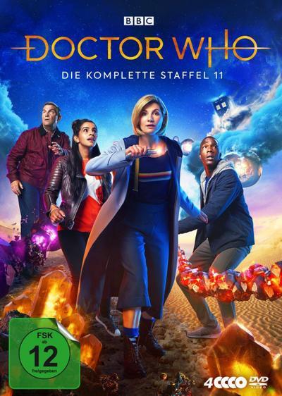 Doctor Who - Staffel 11