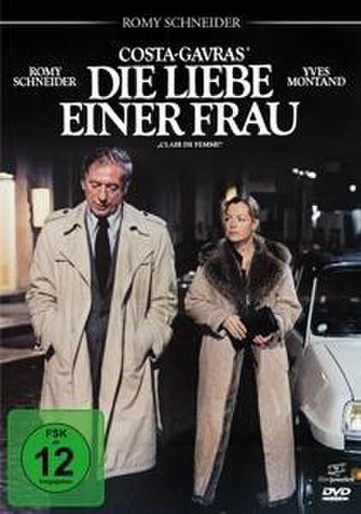 Die Liebe einer Frau. DVD