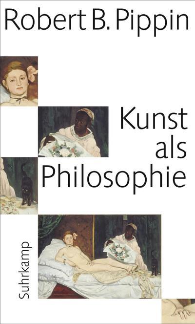 Kunst als Philosophie: Hegel und die moderne Bildkunst