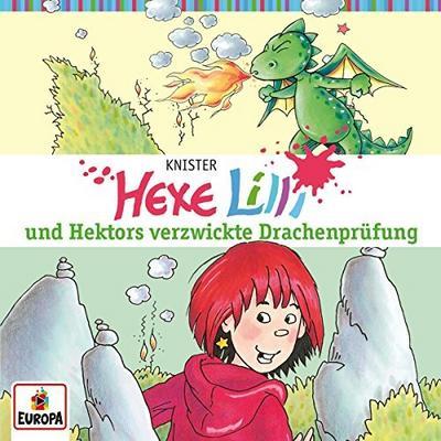 Hexe Lilli 17 und Hektors verzwickte Drachenprüfung