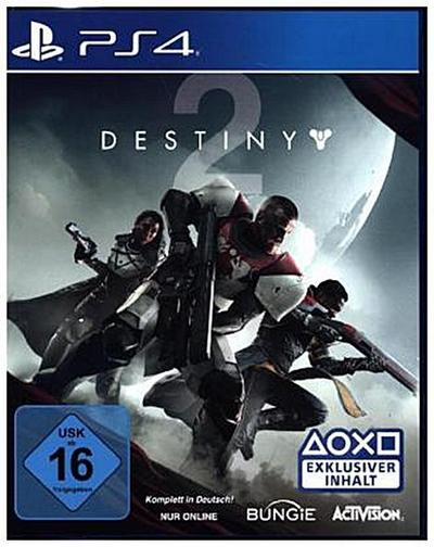 Destiny 2 (PlayStation PS4)